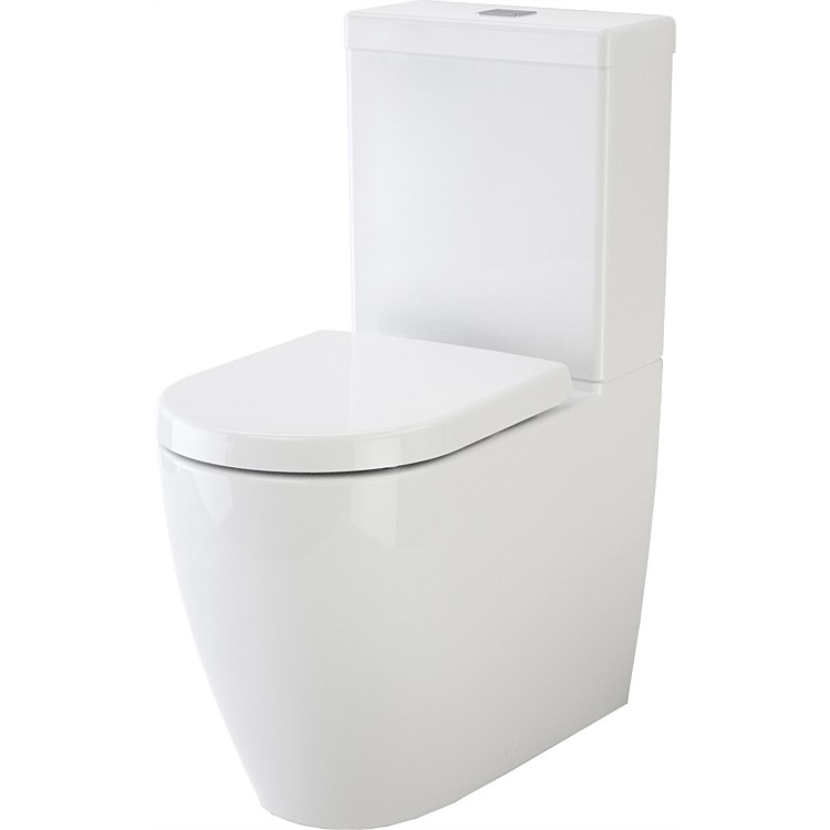 Caroma Urbane Wall-Faced Toilet Suite
