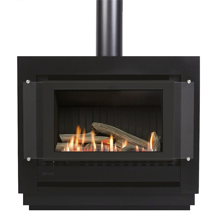 Rinnai Neo NG Free-Standing Gas Fire