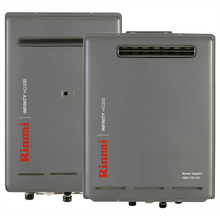Rinnai Infinity® HD 32L NG Continuous Flow Water Heater