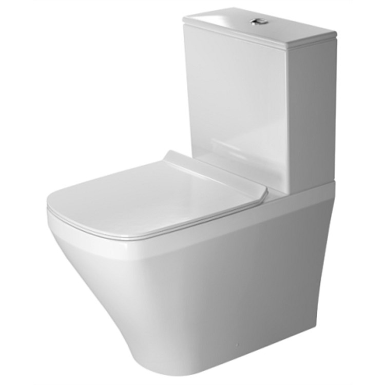 Duravit DuraStyle Back-To-Wall Toilet Suite