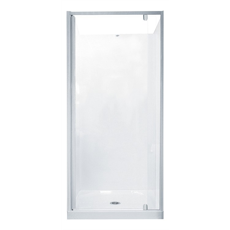Athena Trombone 940mm Shower Door