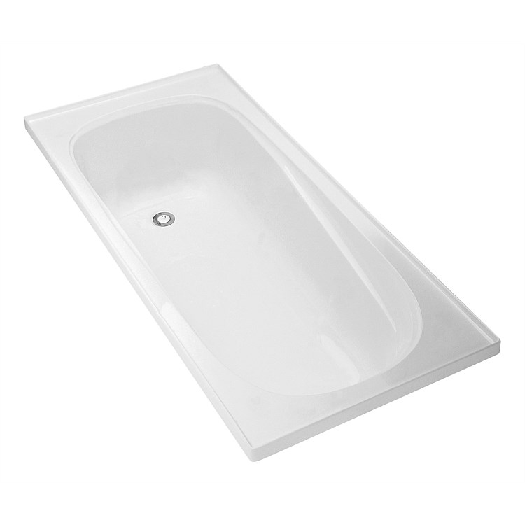 Clearlite Pacific 1655mm Bath