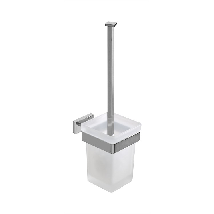 Inda Lea Toilet Brush & Holder