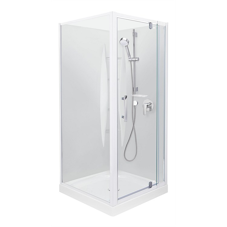 Englefield Azure 900mm Square Shower Enclosure