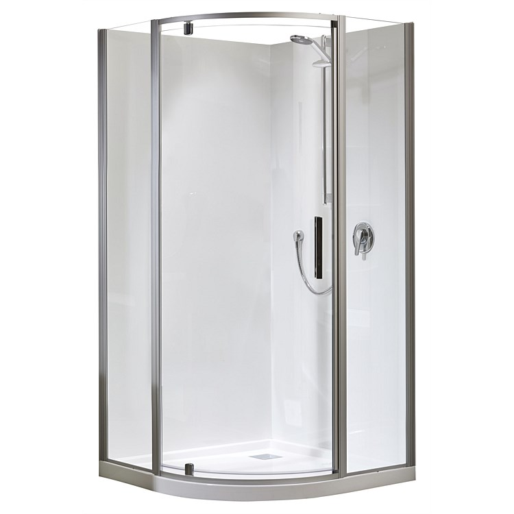 Athena Soul 1000mm Round Shower Enclosure