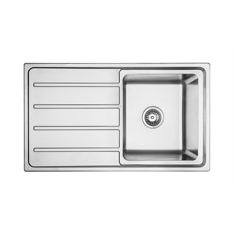 Mercer Single Bowl Sink Insert With Drainer