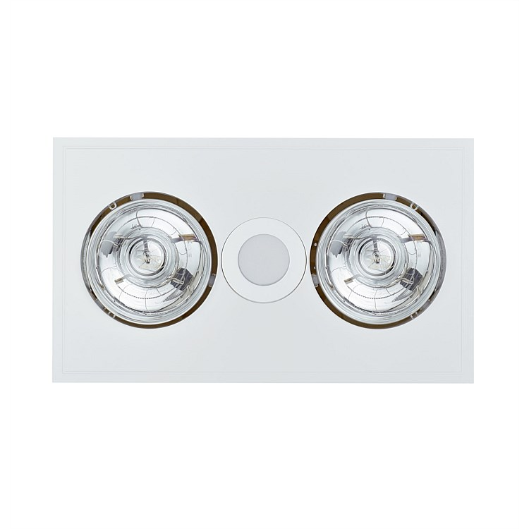Manrose Designer Satin LED HFL2 Unit
