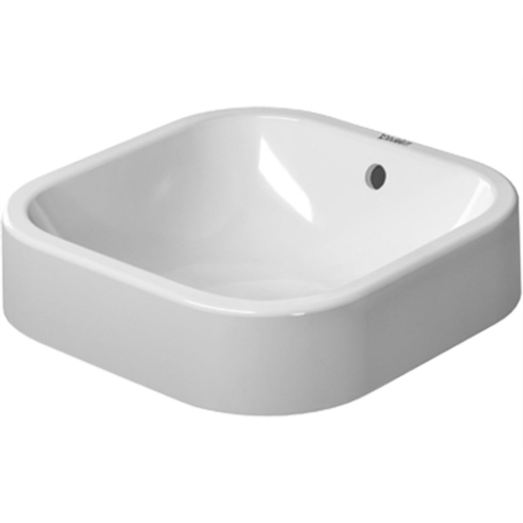 Duravit Happy D.2 Vessel Basin