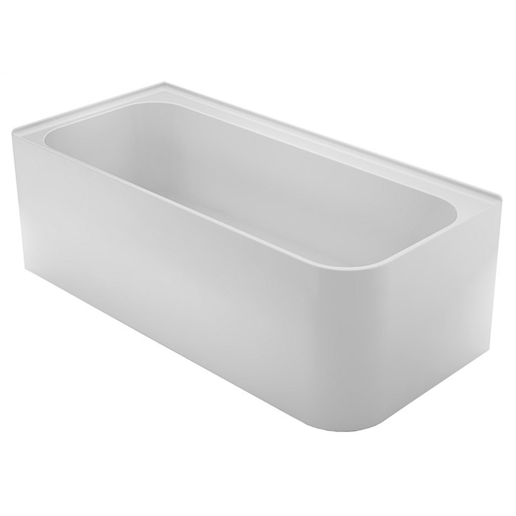 LeVivi Lucca 1700mm Left Hand 2 Sided Corner Bath
