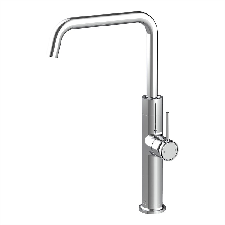 Tate Sink Mixer Chrome