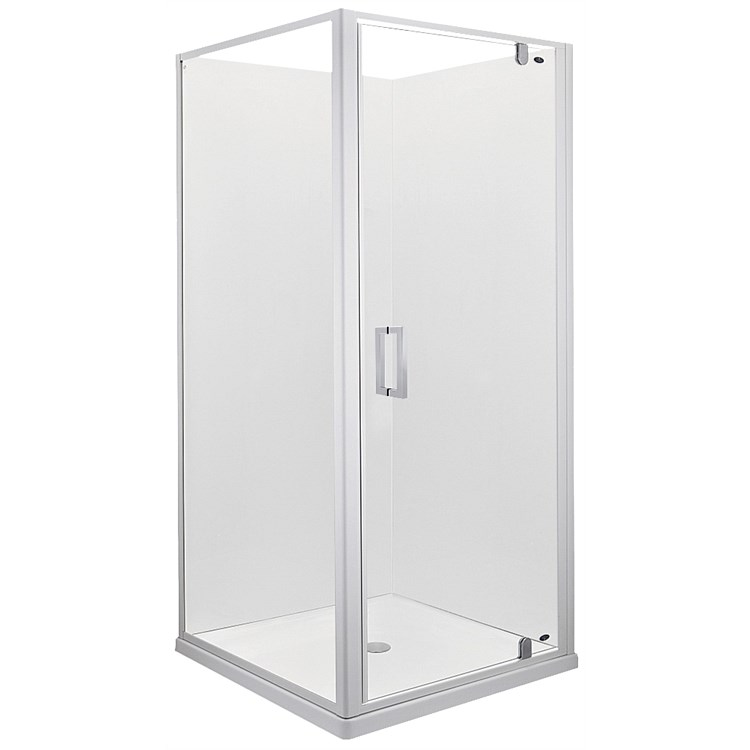 Englefield Azure II 900mm 2 Sided Square Shower Enclosure