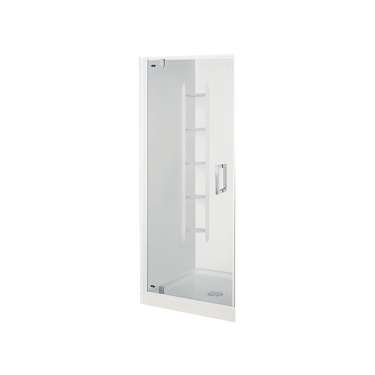 Englefield Azure II 900mm 3 Sided Corner Contour Shower Enclosure
