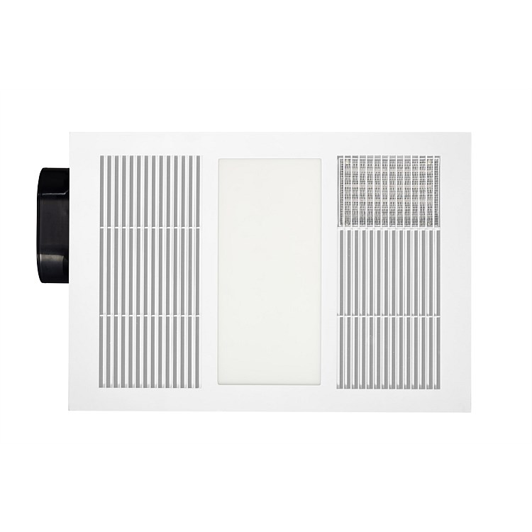Martec Vapour 2000w 3 in 1 Bathroom Heater Exhaust Fan & Light White