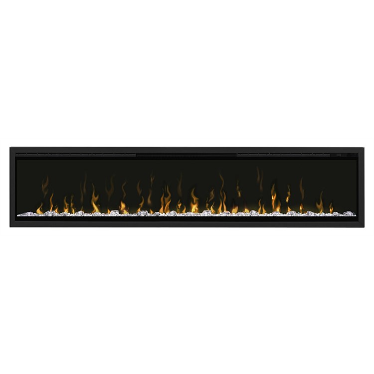 "Real Flame Ignite XL 74"" Electric Fire 1.6kW Ceramic Heater"