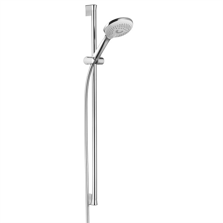 Kludi Freshline 3 Function Slide Shower Chrome