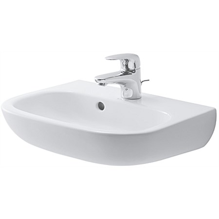 Duravit D-Code 450mm Wall Basin