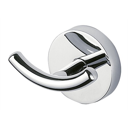 Inda Forum Collection Double Robe Hook
