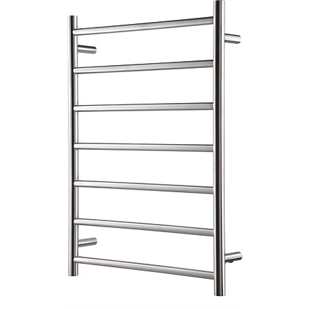 LeVivi 7 Bar 825mm Round Heated Towel Warmer