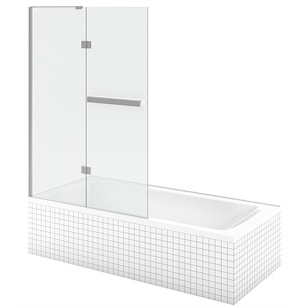 LeVivi Cabris 1400mm Double Swing Panel Bath Screen