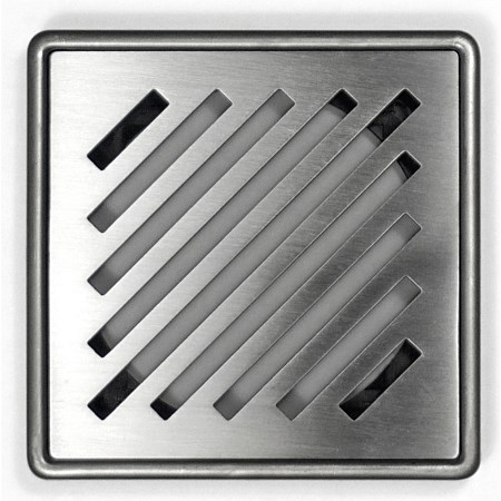 Allproof Tile Kit with Diagonal Grate