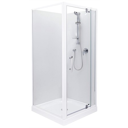 Englefield Azure 1000mm Square Shower Enclosure