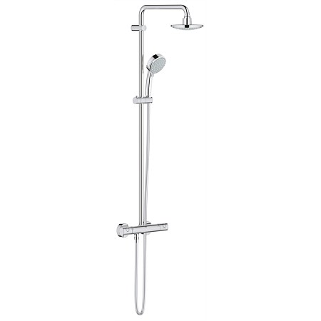 Grohe Tempesta Shower System with Thermostatic Control