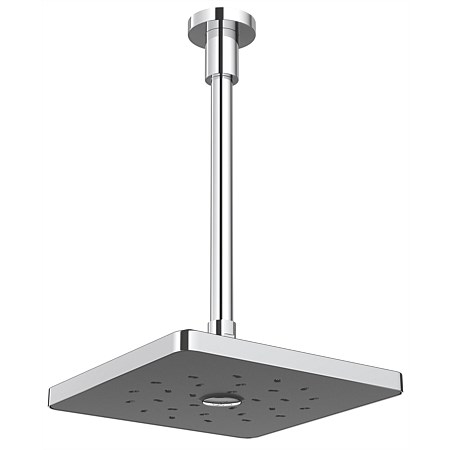 Methven Satinjet® Square Ceiling Mounted Overhead Drencher