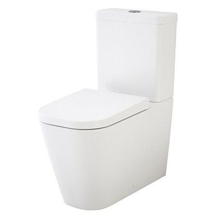 Caroma Morgana Wall-Faced Toilet Suite