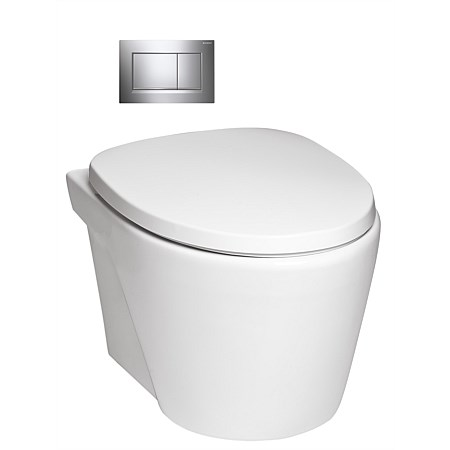 Toto Santa Maria Wall-Hung P-Trap Toilet Suite