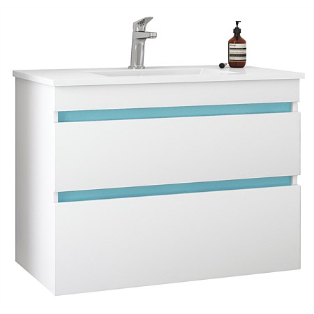 St Michel Essentia Lulu 900mm Wall-Hung Vanity