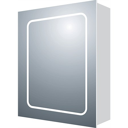 Trendy LED 500mm Mirror Cabinet