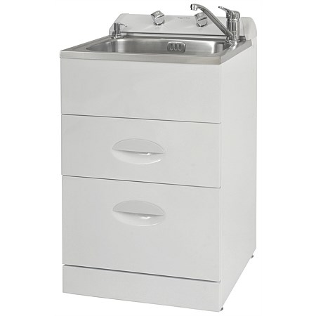 Aquatica LaundraMax2 Tub and Cabinet