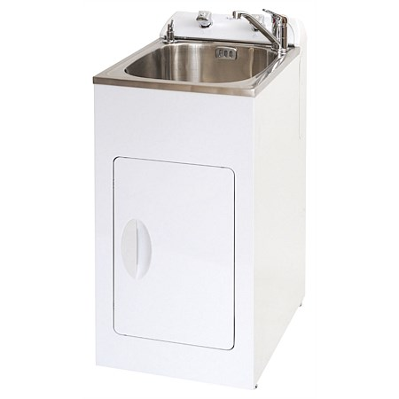 Aquatica LaundraSlim Tub and Cabinet