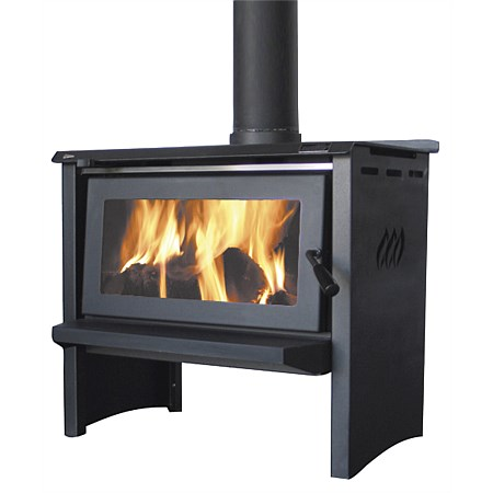 Jayline SS200L Free-Standing Wood Fire