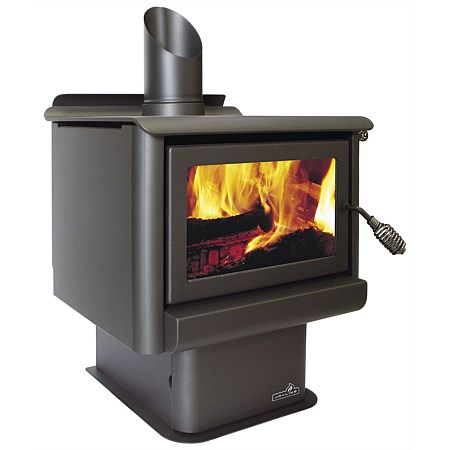 Jayline FR300 Free-Standing Wood Fire