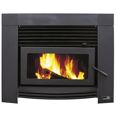 Jayline IS550 Inbuilt Wood Fire