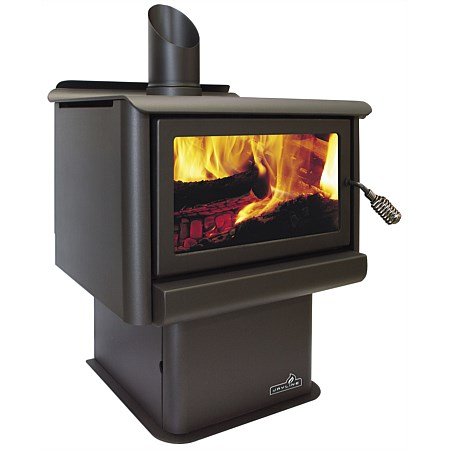 Jayline FR400 Free-Standing Wood Fire