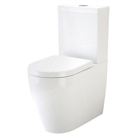 Caroma Urbane Cleanflush® Wall-Faced Toilet Suite