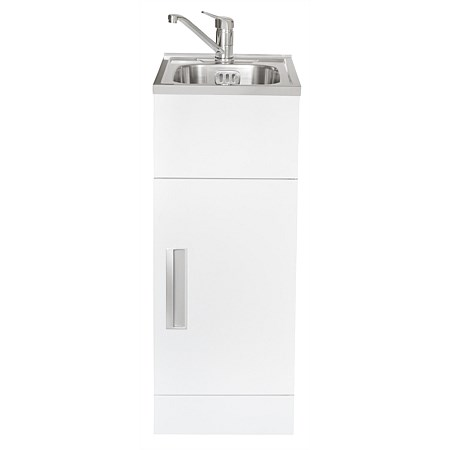 LeVivi Hub Tub 350 Slim Door Laundry Tub