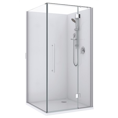 Newline Maritsa 915mm 2 Sided Shower Enclosure