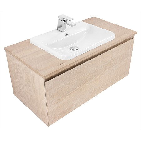 Newtech Ravani 900mm Wall-Hung Vanity