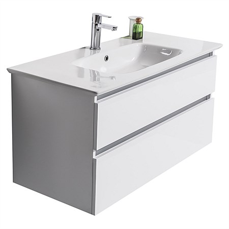 VCBC Sharp 900mm Wall-Hung Vanity