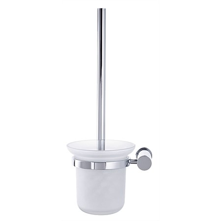 Duravit D Code Toilet Brush & Holder