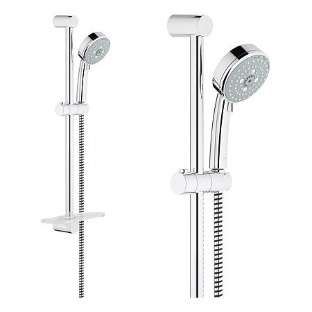 Grohe Tempesta Cosmo 100 Slide Shower With 3 Function Handpiece
