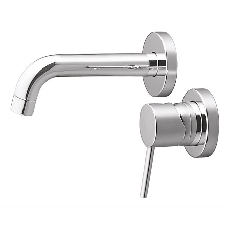 Methven Minimalist Single Lever Wall Mounted Basin Bath Mixer