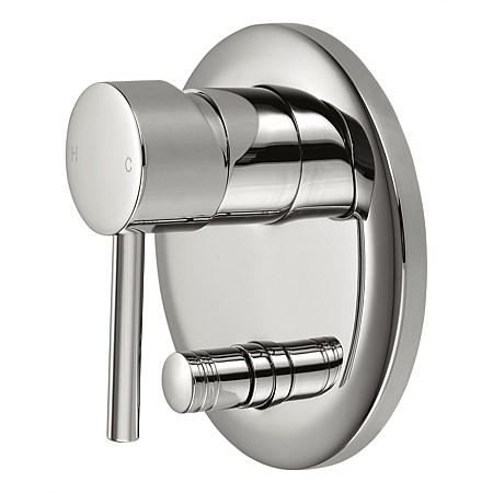 Methven Echo Minimalist Shower Mixer With Water Flow Divertor