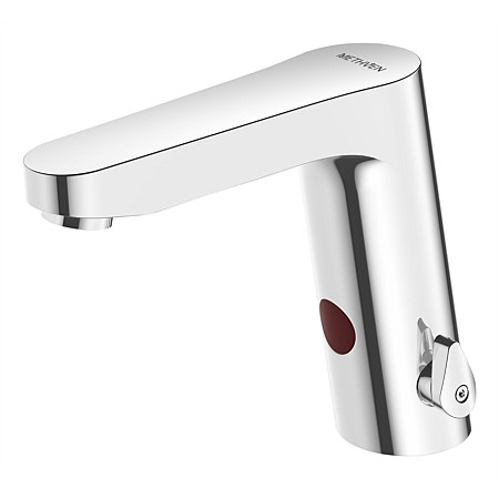 Methven Commercial Hands Free Square Sensor Basin Mixer