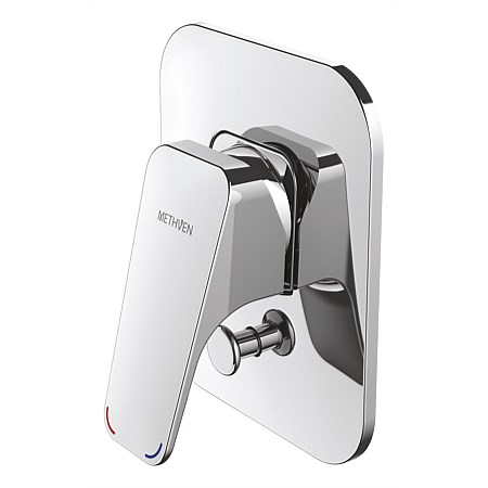 Methven Waipori Shower Mixer with Water Flow Divertor