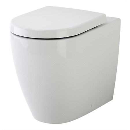 Caroma Urbane Cleanflush Invisi Wall Faced Toilet Suite