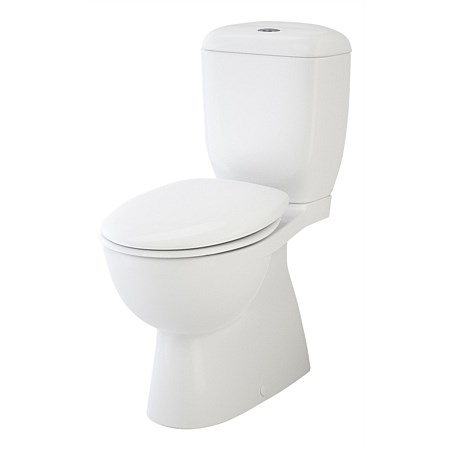 Caroma Caravelle Easy Height Toilet Suite